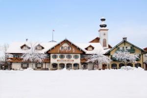 BavarianInnLodgewinter