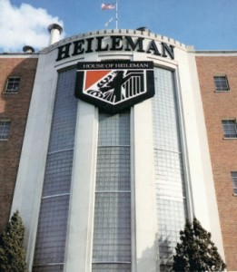 The former Heileman Brewing Company of Frankenmuth