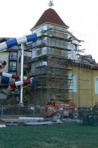 Bavarian Inn Lodge Expansion Week #12
